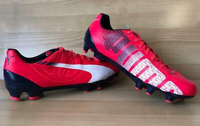 Puma Evo Speed 5 Pink Football Boots UK Size 7