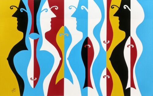 """Edwina Sandys """"four Sisters"""" 