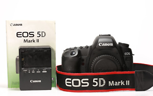 Canon 5D Mark II **Low Shutter Count**
