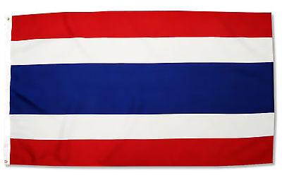 Fahne Thailand 90 x 150 cm thailändische Flagge Nationalflagge