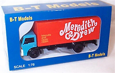 FORD D SERIES TRUCK MODEL LORRY 1:76 SIZE MEREDITH /& DREW DA66 BASE TOYS B-T T4