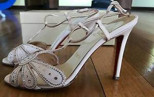 CHRISTIAN LOUBOUTIN Nude Shoes Size 37 - A Fabulous Buy! Point Piper Eastern Suburbs Preview