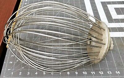 20 Quart Wire Whip Whisk For A Hobart Commercial Industrial Mixer Z4b5