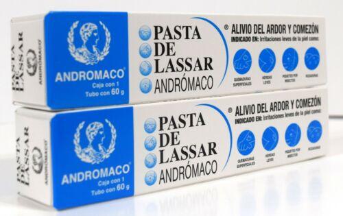 Diaper Rash Ointment Tube PASTA DE LASSAR 60g. (2.1oz)  Pack of 2