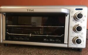 Toaster oven T-fal convention