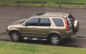 2002 Honda CRV Sport edition
