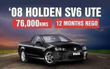 2008 Holden Commodore Ute Taylors Hill Melton Area Preview