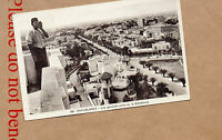 Morocco Casablanca View From The Cathedral1930s Sepia Card Unposted B2 - unknown - ebay.co.uk