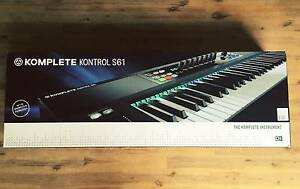 Native Instruments Komplete Kontrol S61 MIDI keyboard - as new! Wurtulla Maroochydore Area Preview