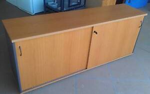 Large lockable office credenza cabinet Woorim Caboolture Area Preview