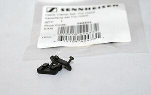 Official Sennheiser HD-25 headphones Cable Clamp set includes screws- 044433