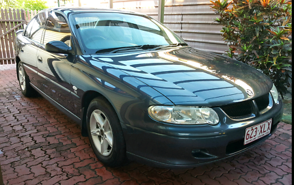 2001 HOLDEN COMMODORE VX WITH REGO & RWC
