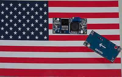 1pc Buck Convert Step-down Adjustable Dc Regulator Lm2596s 40v In 3a Us Seller