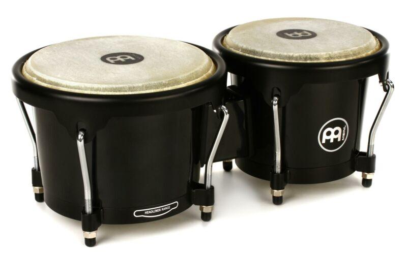 Meinl Percussion Journey Series Bongos - Black