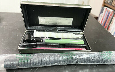Vintage Welch Allyn Opthalmoscopeotoscope Diagnostic Set  Examination Set