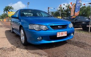 2003 XR6 Falcon, Sports Auto, Cold Air. WARRANTY AVAILABLE Holtze Litchfield Area Preview