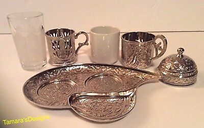 Turkish Coffee Set, Coffe Cups, douse cup