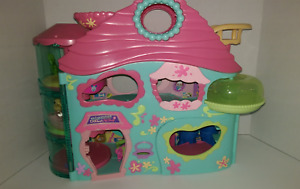 Biggest Littlest Pet Shop Play Set Collectible (Used)