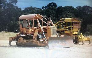 Bulldozer & crawler parts- Cat, Komatsu, Fiat, trackmarshall