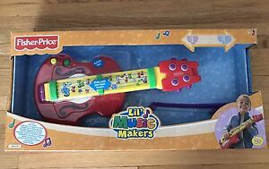 NEW Fisher Price Lil Music Makers