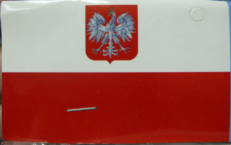 OLD POLAND COUNTRY EAGLE FLAG 3