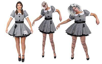 STOFFPUPPE RAG DOLL FLICKEN KOSTÜM SPIELZEUG VERKLEIDUNG SEXY HALLOWEEN - Rag Doll Kostüm Halloween