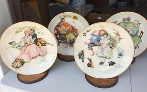 Norman Rockwell Plates $20 each