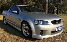 2009 VE SS V8 6spd Ute Holden Commodore LOW KILOMETRES Collie Collie Area Preview