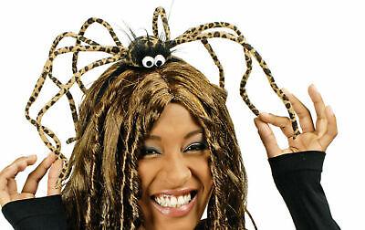 Kostüm Accessoires Haarreif Spinne Spinnenhaarreif Halloween Karneval Fasching