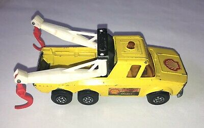 Matchbox Lesney SuperKings K 6/11 Pick-up Truck 1974 Shell Stickers