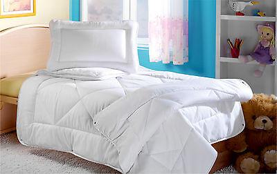 Kinder Bettdeckenset MOON 4 Jahreszeiten 100x135 / 40x60 / Bettdecke Steppbett