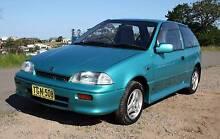 1994 Suzuki Other Hatchback Whitebridge Lake Macquarie Area Preview