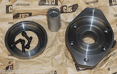 Cat Gp Hydraulic Pump Plate Support Kit 178-0168 Cs-563 D Drum Roller Compactor