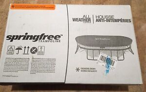 NEW Springfree Trampoline All Weather Cover