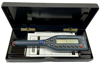 Scale Master Ii V.2.0 - Multi-scale Digital Plan Measuring System Tool.