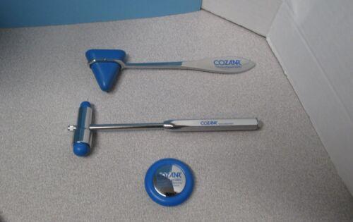 3 Knee Neurological Reflex Hammer Tool Instrument Taylor Tromner