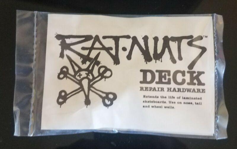 NOS Powell Peralta RAT NUTS Skateboard Deck Repair Kit 10 Pack