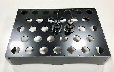 Cat 40 Tool Rack Stand 33 Spot Holder Storage Box Haas Mill Cnc Mazak Dmg Seiki