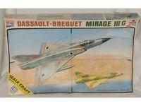 Quickboost 1//48 Dassault Mirage III Gun Barrels # 48536