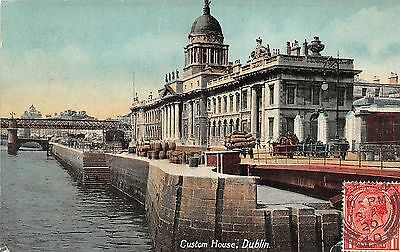 B93091 custom house dublin ireland