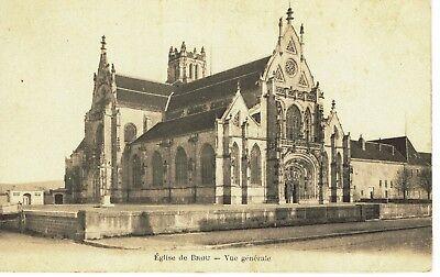 CPA -Carte postale-France - BROU - Son Eglise (iv 453)