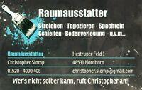 Raumausstatter Malen Streichen Tapezieren Spachteln Renovieren Niedersachsen - Nordhorn Vorschau