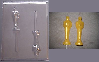Award Statue Lollipop Chocolate Candy Soap Crayon Mold