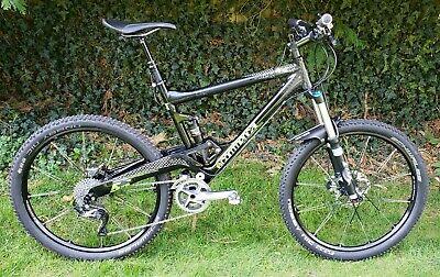 Commencal Meta 5.5 Carbon Full Suspension Trail Bike - size Large