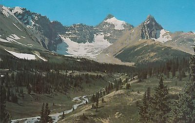 Post Card - Canada / East Face, Mt. Athabasca