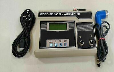 13 Mhz Ultrasound Therapy Machine For Physical Therapy Ultrasonic Unit