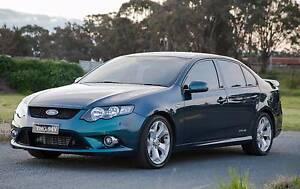 2010 FG Ford Falcon XR6 Turbo automatic sedan Kingston South Canberra Preview