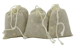 Cauff Natural Cedar Chips Sachets For Closet Shoe Moth Protection 6 Pack