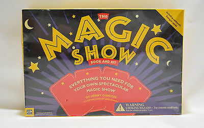 The Magic Show Book and Kit by Henry Gordon With Props You Need For A Magic Show](Magic Kits For Adults)