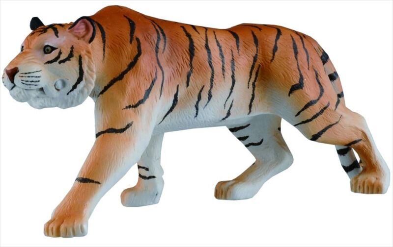 Takara Tomy Ania AS-30 Tiger Wild Ver. Figure
